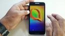 Quitar cuenta Google Alcatel A30 5046G