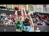 UNICS vs Astana Highlights April 15 2018