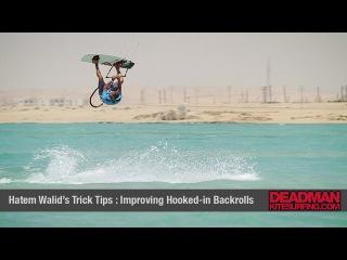 Hatem Walid's Trick Tips : Improving Hooked-In Backrolls