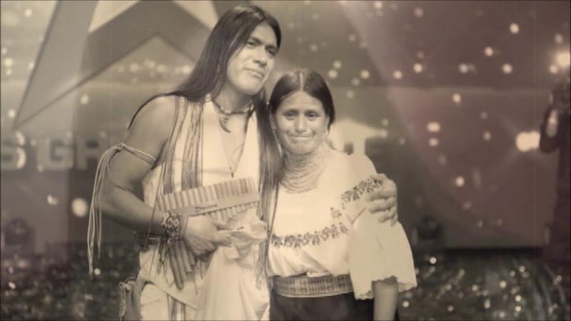 Leo Rojas y Maria Juana Rojas 2018