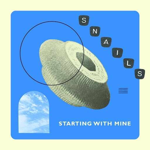 Snails альбом Starting with Mine - EP