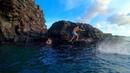 Сliff Pump Diving