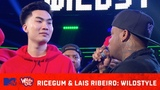 Conceited Goes After RiceGum &amp Lais Ribeiro Saves the Food God Wild 'N Out #Wildstyle