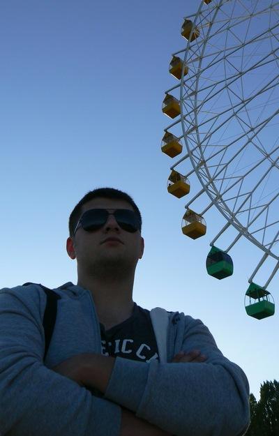 Андрей Якименко, 31 декабря 1990, Томск, id27544039