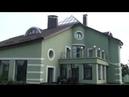 Дом с рустами утеплён фасадным пенопластом 6 лет назад система Ceresit