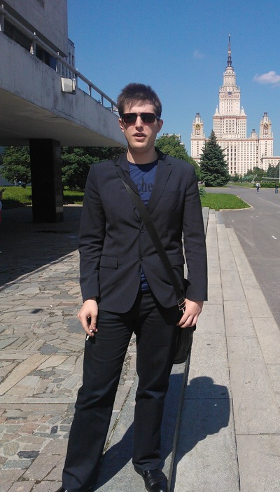 Артём Помазан, 12 марта 1994, Москва, id41139375