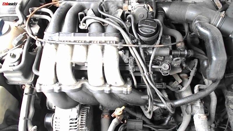 Контрактный двигатель Ауди Audi A3 8L 1 8 AGN