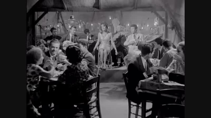 Το Κορίτσι της Κυριακής (1964) - Ξένια Καλογεροπούλου, Γιώργος Φούντας, Μαίρη Χρονοπούλου