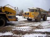 Самосвал МоАЗ 75054.MOV