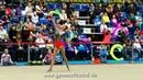● Junior Top 3 Анастасия Симакова - Мяч / Zhuldyz Cup 2018, Astana