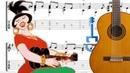 Говорят мы БЯКИ БУКИ на гитаре. Мелодия из Бременских музыкантов в стиле фингерстайл.
