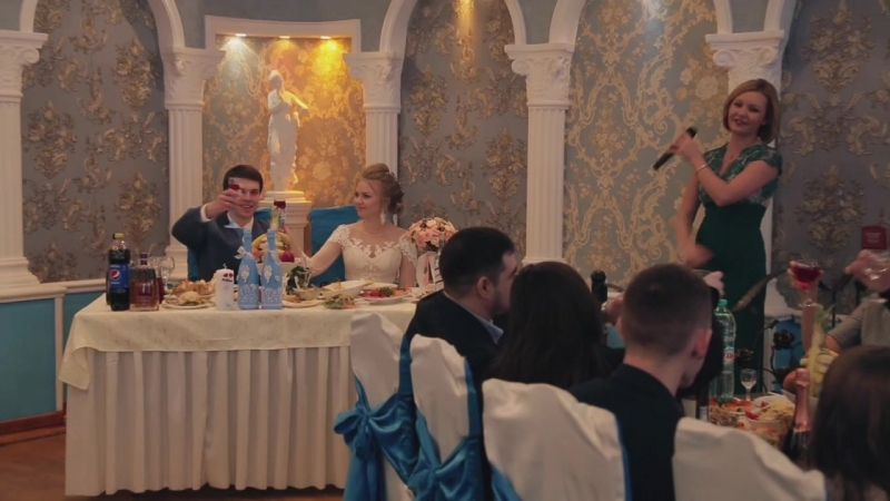 Свадьба Чудесной пары - Любовь без временных Границ.