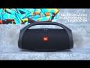 JBL BOOMBOX MINI аккустическая система которая идеально впишется в вашу повседневную жизнь