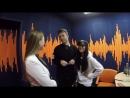 ARSENIUM MIANNA на открытии студии Классного Радио