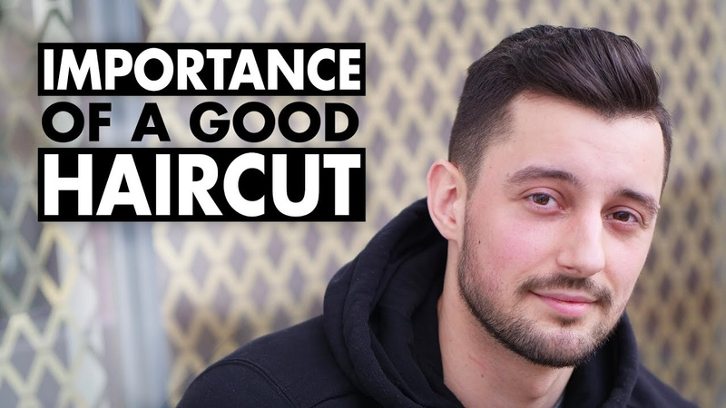 Why YOU Should Get A GOOD HAIRCUT | Mens Hair Inspiration