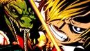 ИСТИННАЯ СИЛА САНДЖИ ЛО vs ДРЕЙК ЗОРО vs ХОУКИНС | Ван Пис 929 обзор / One Piece 930