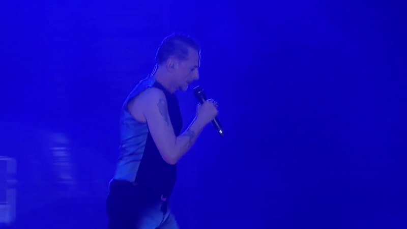 Depeche Mode — Just Can't Get Enough (Global Spirit Tour)