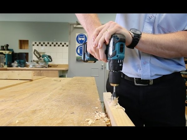 Makita HP332 CXT 10.8v Combi Drill - from Toolstop