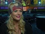 GRAMMY 56 Rehearsal Interview - Miranda Lambert