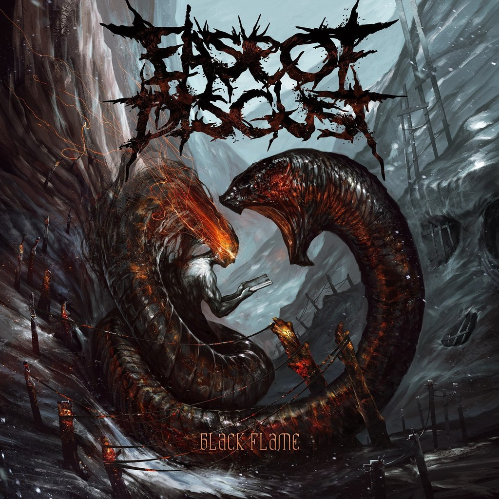 Ease Of Disgust - Black Flame (2014)