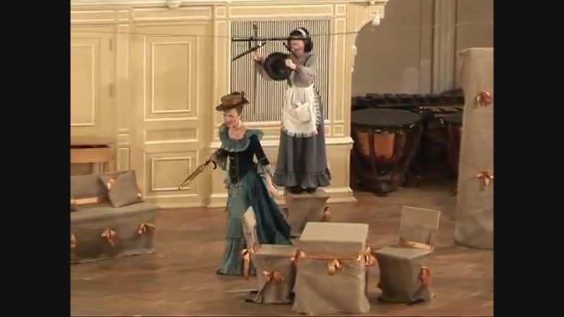 Жак Оффенбах оперетта Волшебная флейта 1 часть Зал им.Глазунова