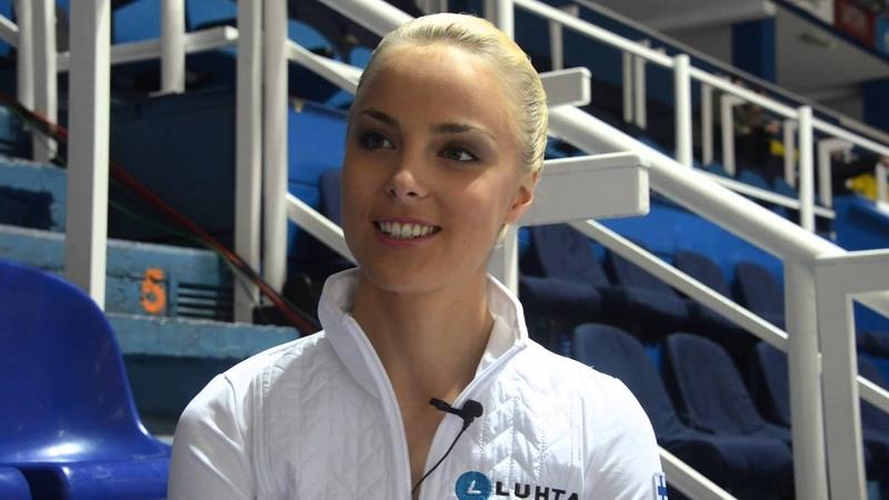 Kiira Korpi haastattelu Zagreb 6.12.2014