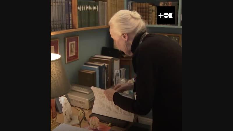 Мери Хобсон прочитала Войну и мир
