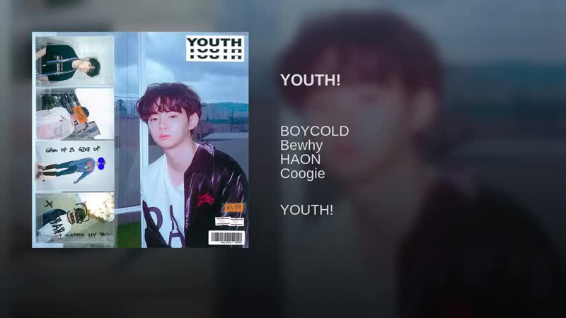 BOYCOLD (Feat. HAON, coogie, BewhY)