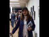 Посетили Музейную ночь 2018 в г. Калининграде. Алёна, София и Андрей Балабатько