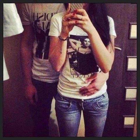 Картинки парень с девушкой без лица на аву, смешная