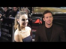 Armie Hammer and wife Elizabeth Chambers @ Paris 4 december 2018 premiere On the basis of sex