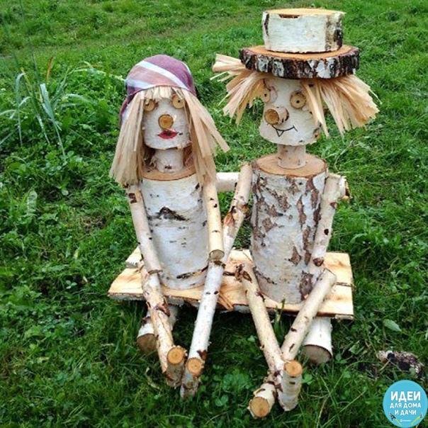 муж сделал на деревянную свадьбу как вам