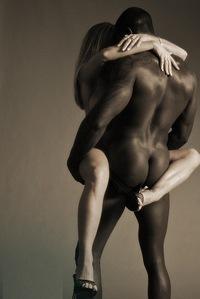Афро американский секс