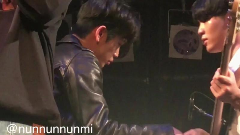 [ 겟쿠 동현 CUT ] 20180621 나고야 공연 Nagoya Electric Lady Lan d 소곤소곤