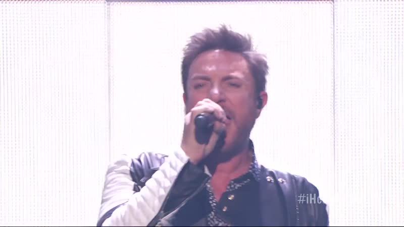 Duran Duran – «Hungry Like the Wolf» - (Live on iHeartRadio Music Festival * 2015)