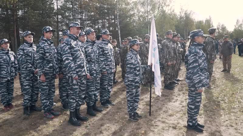 Военно-патриотические сборы 2018 г.