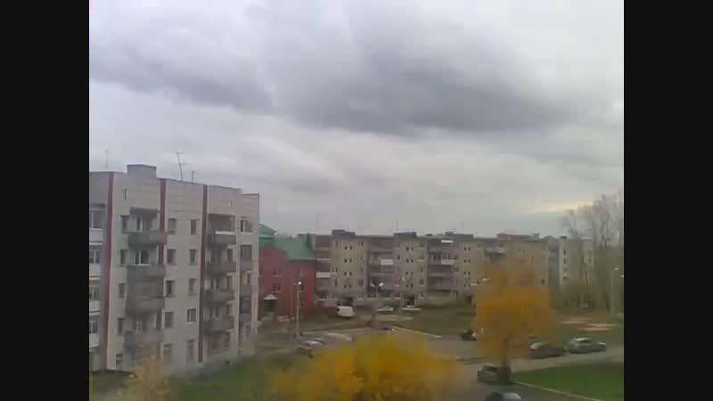 ПЕРМЬ ОРДЖОНИКИДЗЕВСКИЙ РАЙОН МИКРОРАЙОН ГАЙВА В ТУМАНЕ СЕКТОРА ГАЗА