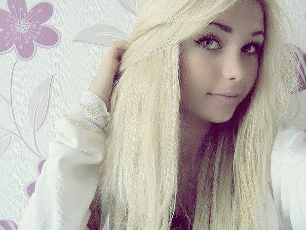 Мультяшные блондинки фото