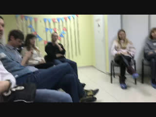 2 Speaking club with Shaun from USA,California
