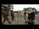 Ukraine -  CNN Reporter Confronts Mysterious Masked Gunmen Currently Occupying Crimea