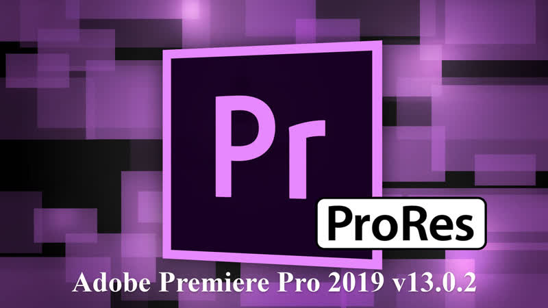 Adobe Premiere Pro CC 2019 v13.0.2
