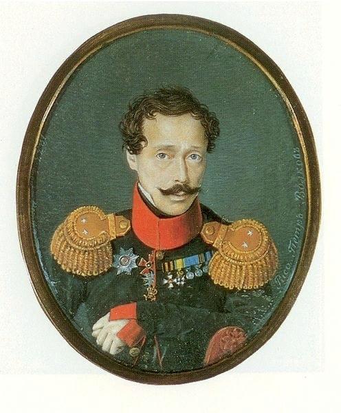 Как князь Гагарин с Наполеоном чай пил.