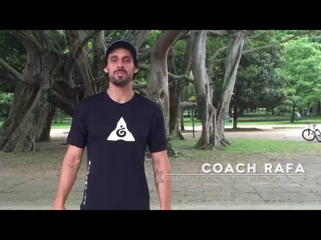 Treino Mahamudra Brasil: Fortalecimento Geral