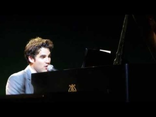 Darren Criss performs 'The Coolest Girl'' at The Broad Stage PSArts Event - 14th Apr, 2013