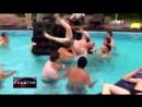 Типичная вечеринка в бассейне с Жириновским