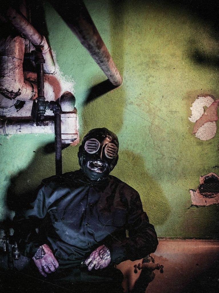 Новая фотка от Slipknot