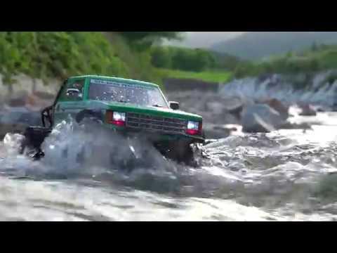 GMADE GS02 110 Scale Truck   BOM [Tigers Korean]   TEST RUN 2