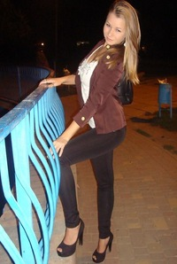 Алена Вакарчук, 9 октября 1993, Одесса, id184069615