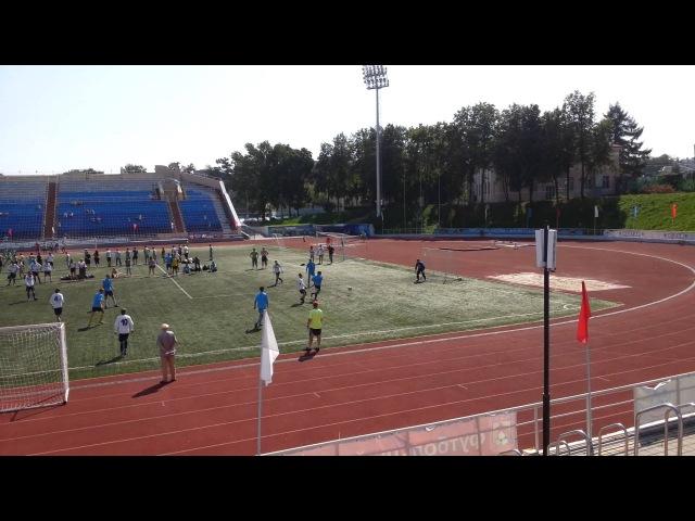 ТТЛФ2013/Лето Игра за 3место, 2-й тайм (1-я часть)