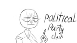 political party class countryhumans shitpost animatic Moldova